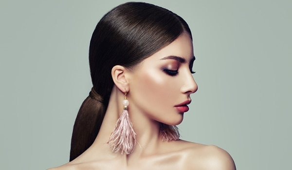 5 sleek and sly ponytails that will help you fake a 'good hair day'