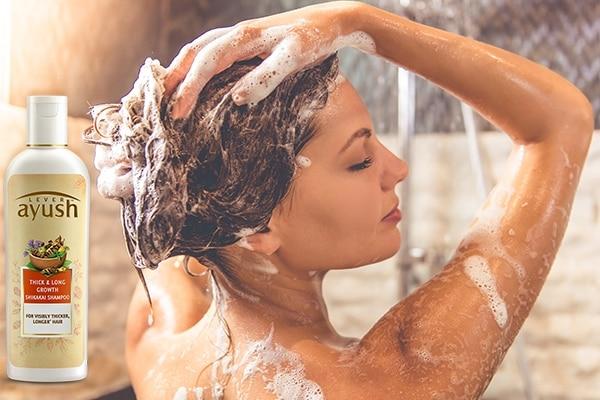 Deep cleansing shampoo