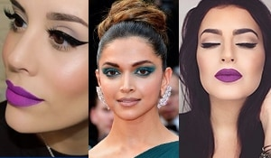 Smokin' hot makeup to go with your Little Black Dress