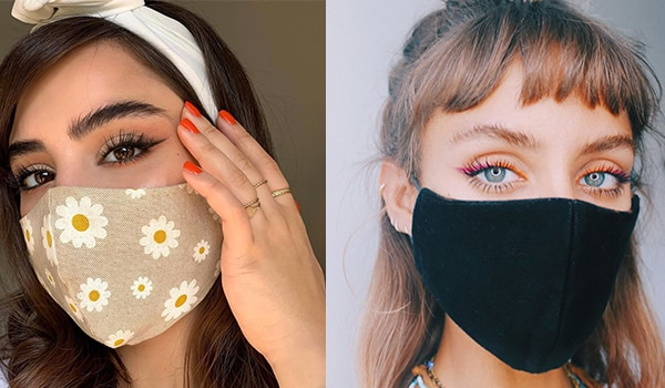 5 tips to smudge-proof your makeup when wearing a mask