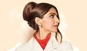 Sonam Kapoor Ahuja's bun game is getting bigger and better by the day