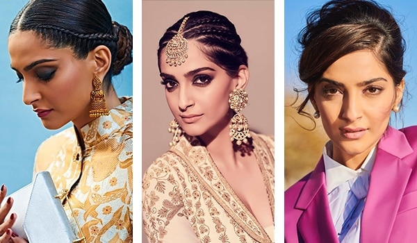 It isn't stylish until Sonam says it is – hair looks that are the definition of stylish