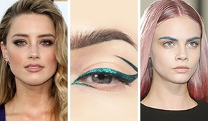 Eye makeup trends that are ruling the Spring/Summer 2019 runways
