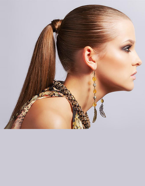 STAY BEAUTIFUL WITH LRT—THE PONYTAIL IS THE PERFECT MONSOON HAIRSTYLE