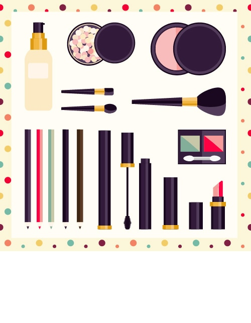 A STEP BY STEP GUIDE TO ORGANISING YOUR MAKEUP