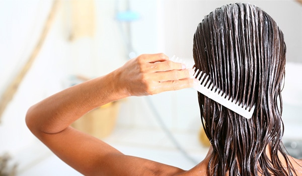 A step-by-step guide to deep conditioning your hair at home