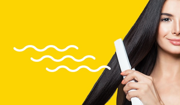 The right way to straighten hair without damaging it