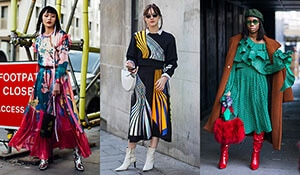The best Street style moments at London Fashion Week/Fall 2018