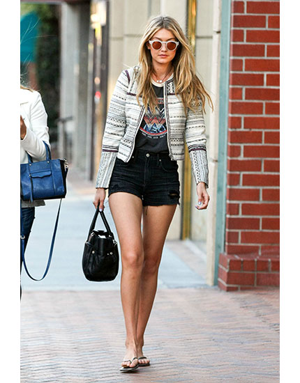 street style looks from bloggers 430x550