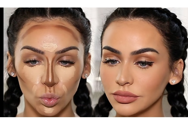 What is contouring?