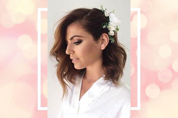 stunning wedding hairstyle