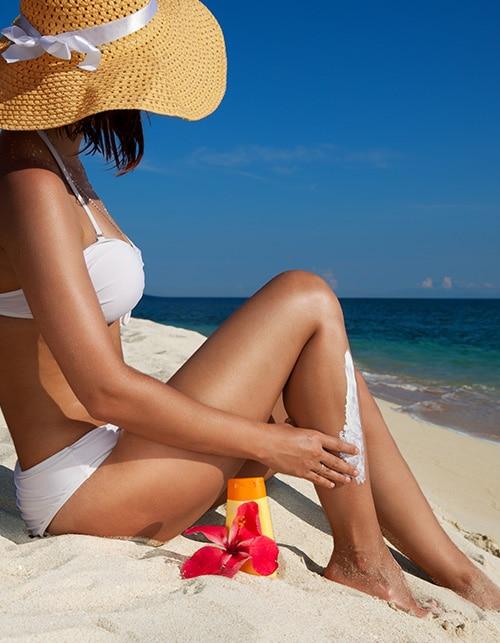 Summer beauty fixes