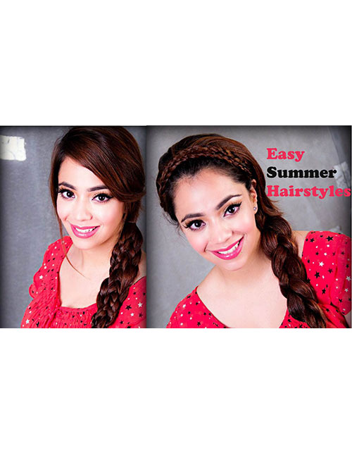 FOMO | Summer Time Hair-Do's | BeBEAUTIFUL