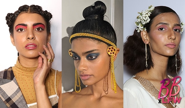 Artisanal meets urban: Sustainable hair accessories on Day 02 of Lakmé Fashion Week S/R '19