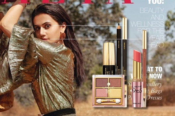 taapsee pannu january grazia cover decode beauty