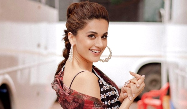 Taapsee Pannu birthday special: 6 times the actress gave us major hairstyle goals