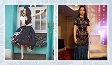 5 OF TAMANNAAH BHATIA'S BEST LOOKS FROM THE BAAHUBALI 2 PROMOTIONS