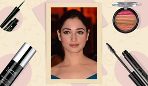 how to get Tamannaah Bhatia's makeup look