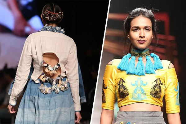 Lakme Fashion Week 2017 Fashion Trendspotting At The Event Bebeautiful