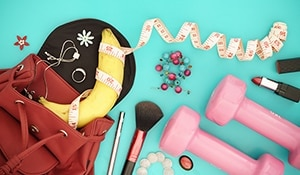 Harshita, Sanya and Khubi (BeBe beauty editors) talk athleisure beauty and here is what they think...