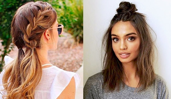 6 terrific casual hairstyles for everyday
