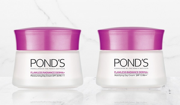 BB Picks: The POND's Flawless Radiance Derma + range