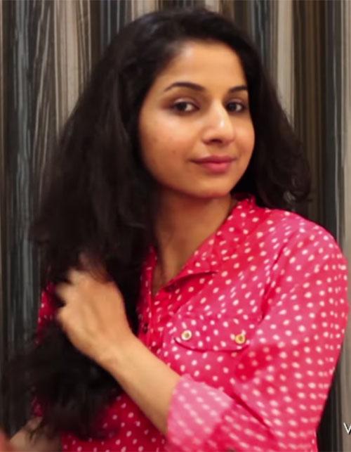 Akriti Sachdev | The Right Way to Apply Hair Serum | BeBEAUTIFUL
