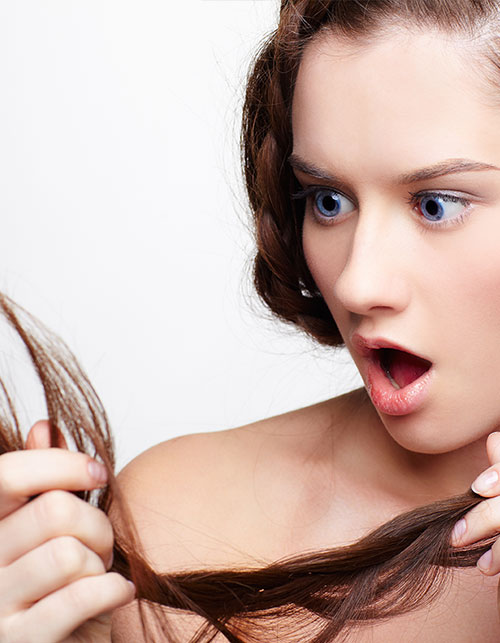 THE TRUTH BEHIND PREMATURE GREYING