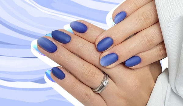 Blue Nail Art Ideas To Try Now Be Beautiful India