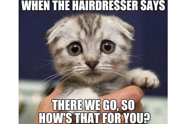 thoughts for every haircut