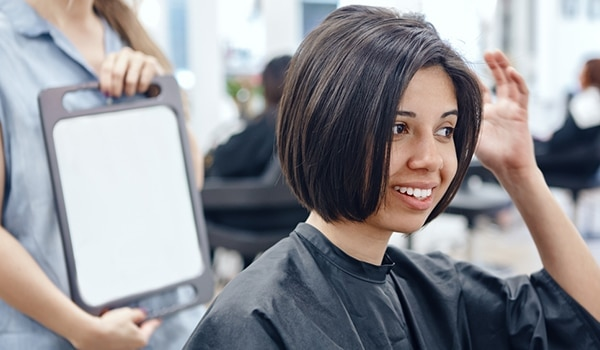 Do you think about these things after getting a haircut? Because, same!