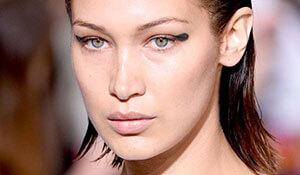 Trend Alert—Thumbprint Eyeliner