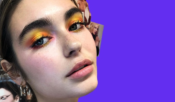 5 tie-dye eye makeup looks to live out your 70s retro dreams