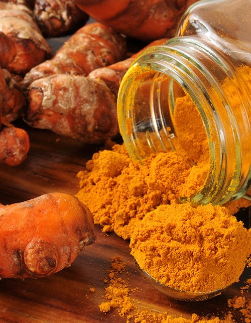 The Turmeric Benefits For Skin
