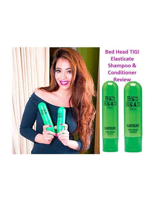 FOMO | Review: TIGI Bed Head Elasticate Shampoo and Conditioner | BeBEAUTIFUL