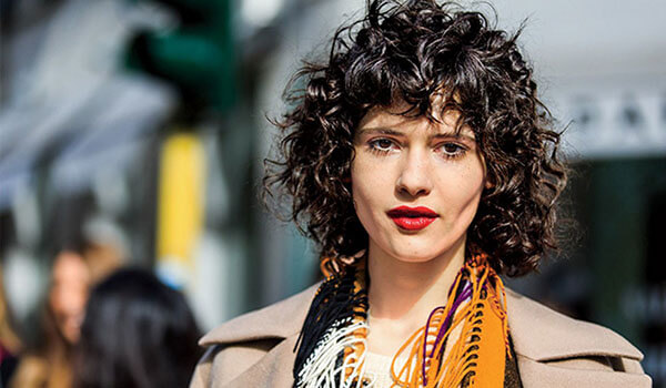 Tips To Wear Bangs For Curly Hair Be Beautiful India