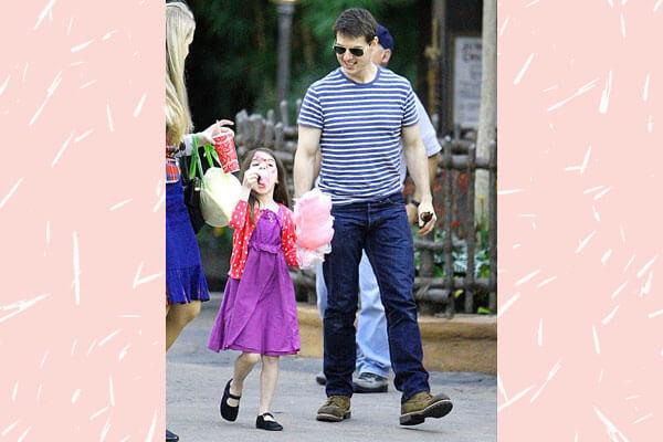 Tom Cruise—Suri