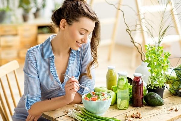 Dica de beleza: Siga uma dieta saudável