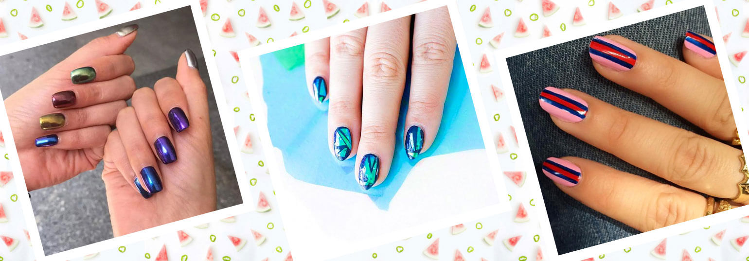 Top 5 Nail Art Trends of 2016 | BeBEAUTIFUL