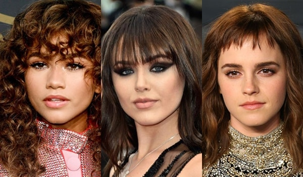 Back with a bang! Trendy bang hairstyles to sport in 2019