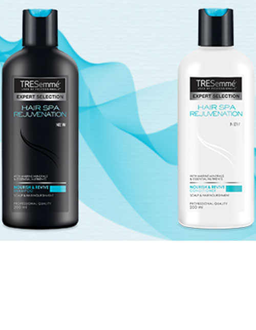 BB PICKS: TRESEMMÉ HAIR SPA REJUVENATION RANGE
