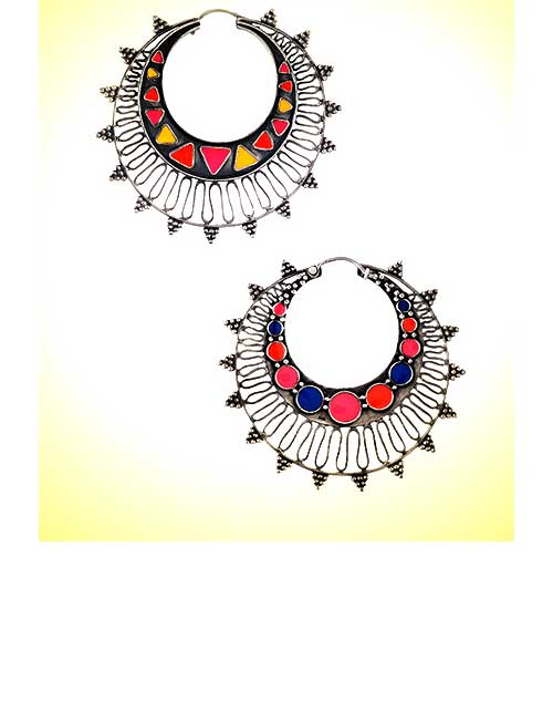 TRIBAL JEWELLERY WORTH LUSTING AFTER