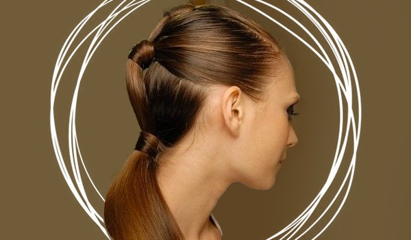 Keep frizziness at bay this monsoon with this sleek triple ponytail hairdo