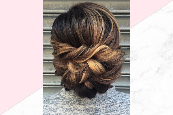 Different Types Of Bun Hairstyles BeBEAUTIFUL - Hairstyle in bun