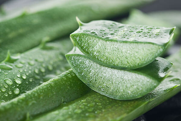 use aloe vera aspirin to get rid of warts