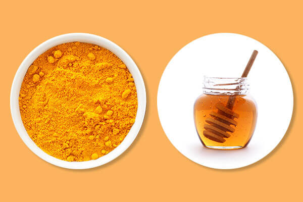 use turmeric to heal your pimples