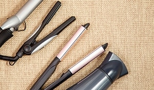 THE RIGHT WAY TO USE STYLING TOOLS