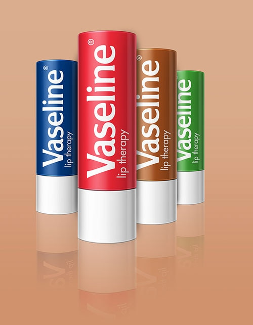 Five reasons to make Vaseline Lip Therapy your best friend