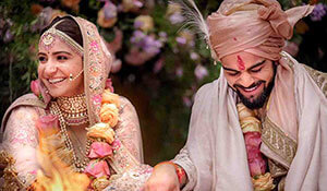 All the details you need to know about Virat Kohli and Anushka Sharma's wedding