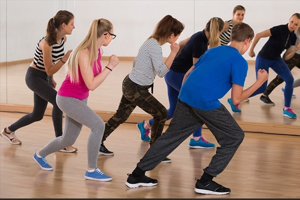 Freestyle Dance For Weight Loss